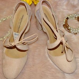 35bdc3eedd2 Payless Shoes - Christian Siriano xPayless Kami Ghillie Block Heel